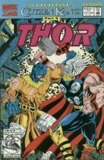 mighty thor 1966 annual 17 1992 citizen kang 2