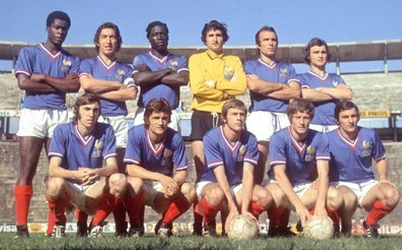 1972 07 Equipe France Colombie