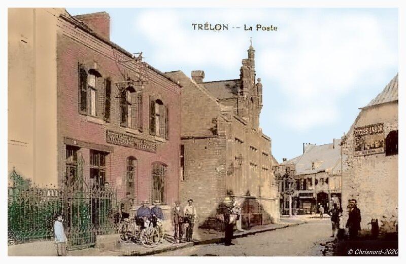 TRELON-La Poste années 30