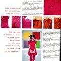 Passion Couture Créative n° 7 -janvier février mars 2015 - page 16