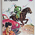 Livre images ... le grand circuit des capitales (1957) * chocolat menier
