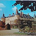 Rambouillet - chateau - résidence présidentielle
