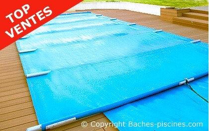 bache a barre piscine 2 35 x 4