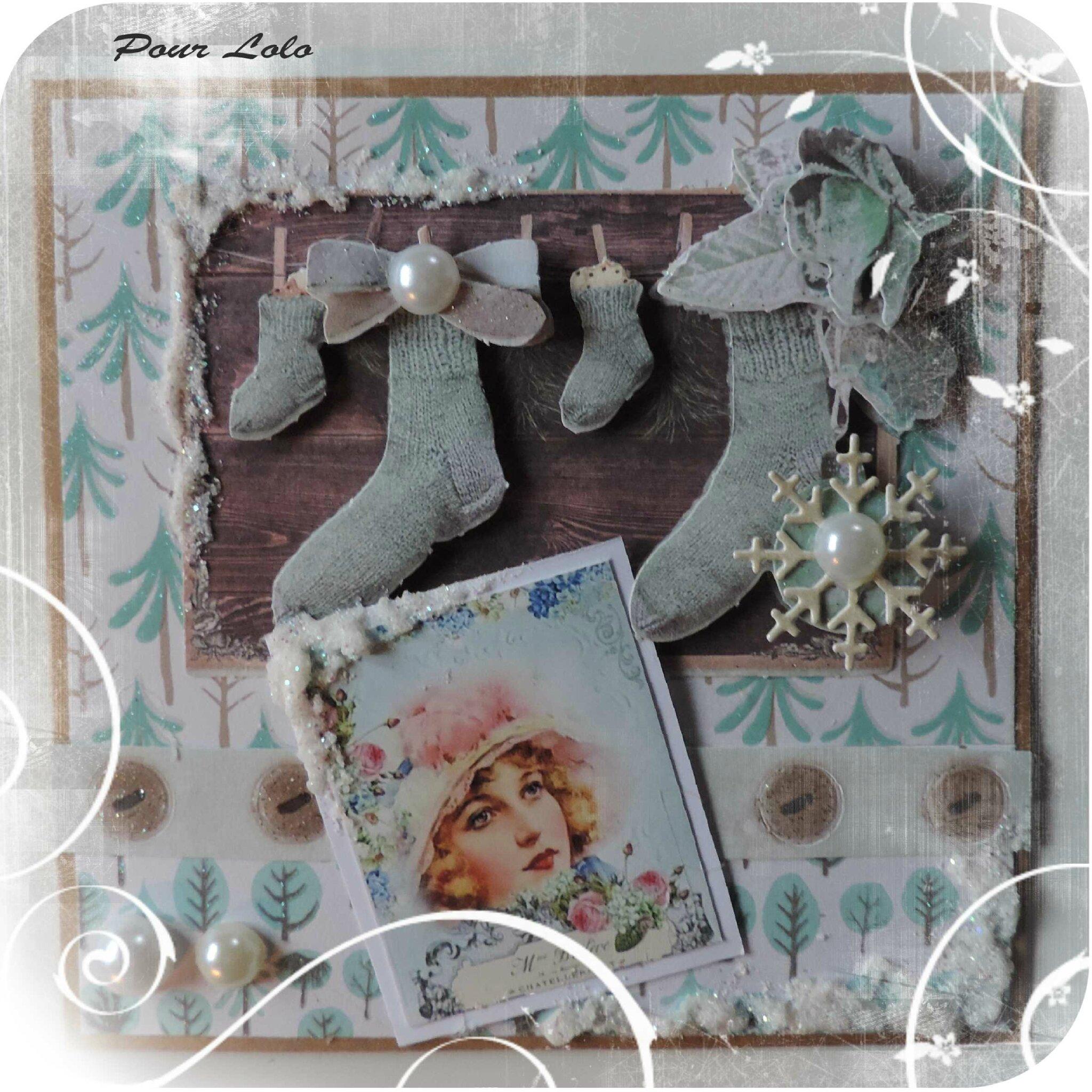 Pour Lolo * Noël 2016