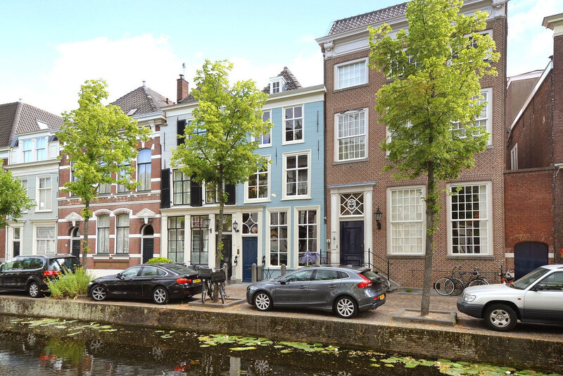 A 17thcentury canal home in The Netherlands trop joli0 (5)