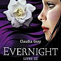 Evernight - livre 3