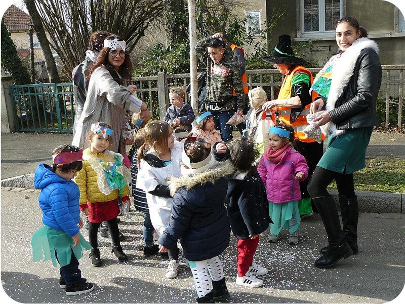 Quartier Drouot - Carnaval 63