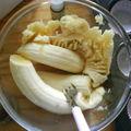 Cupcakes aux bananes et au romarin