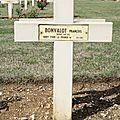 Soldat François BONVALOT