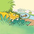 Les rayures du tigre