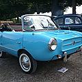 MEADOWS Frisky Sport roadster 1958 Schwetzingen (1)