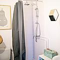 Projet salle de douche