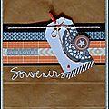 La pochette cadeau de sévy