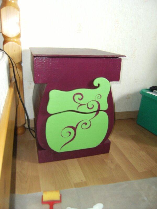 bureau et table de chevet 2009-06-12 002