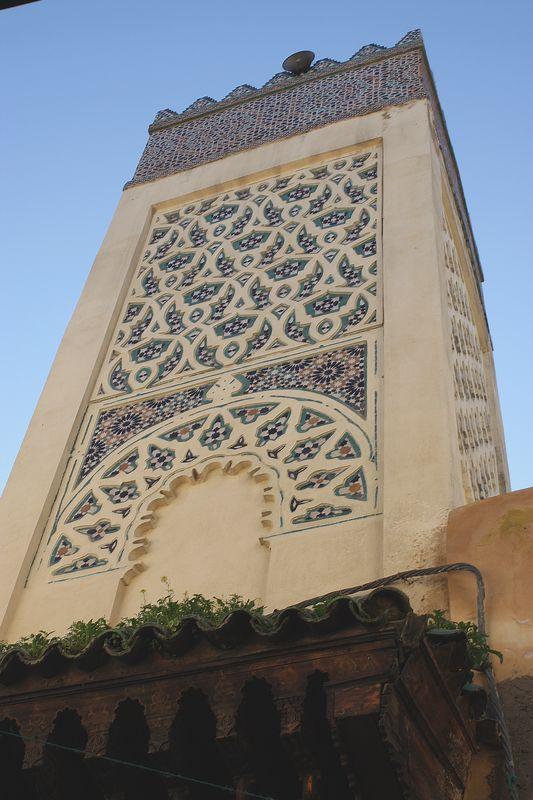 25. minaret Jamaa Abou el Hassan
