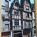 Angers - rue de l'oisellerie