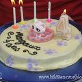 Gâteau petshop