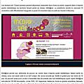 Inauguration à messimy de médi@val, réseau des médiathèques connectées de la ccvl : brindas n'y adhère pas !*