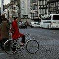 En pause à vélo