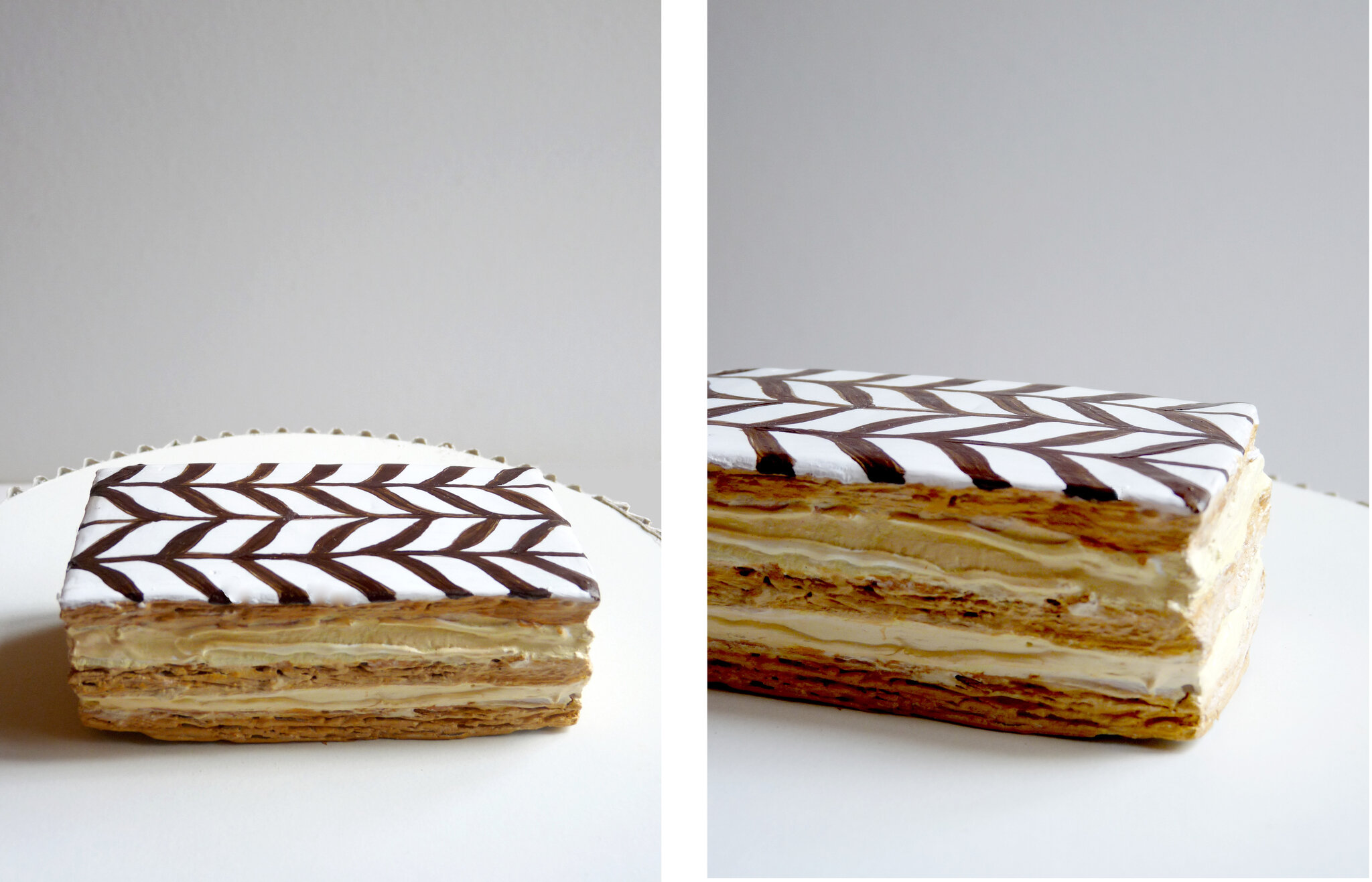 Mille feuilles,, vitrines Les Rêveries, Toulouse