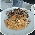 Cookeo : echines de porc en sauce