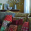 La petite maison {dans mon canapé}