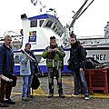 Compte rendu du 1er stage à l'île de sein du 8 au 11 mars 2012