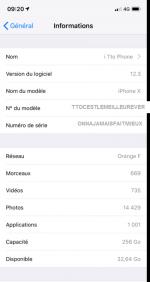 Info Phone