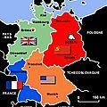 Secteur Alliés en Allemagne