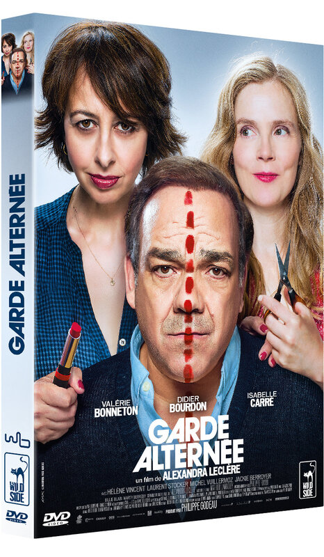 GARDE ALTERNEE-DVD