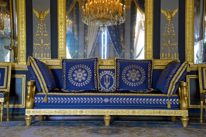Le Salon des Quatre Saisons, hôtel de Beauharnais / Photo C. Larit