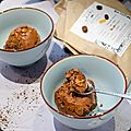 Mousse au chocolat et café javry (et c'est tout!)