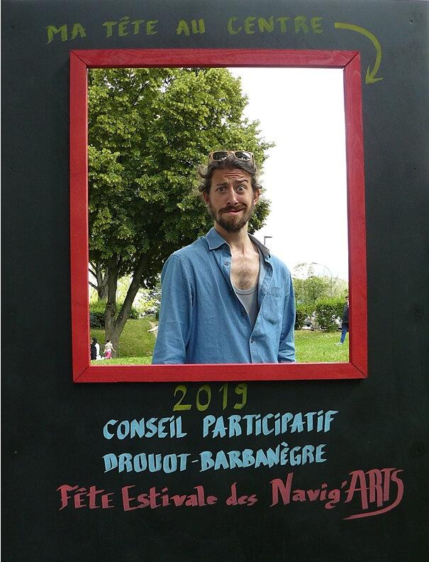 Quartier Drouot - Fête estival Navig'ARTS -Photomaton Conseil participatif5