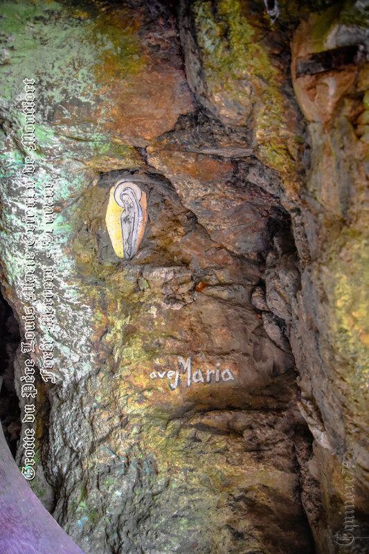 grotte ermitage de montfort forêt de Mervent-Vouvant (5)