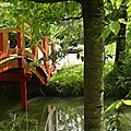 Decouverte : jardin japonais de compans - caffarelli a toulouse