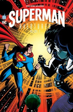 DC kids superman aventures 02