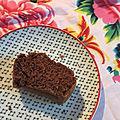 Le moelleux au chocolat dukan : sans farine, ni beurre, ni sucre !!!