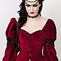 GOTHIC FILLES WOMAN GIRLS