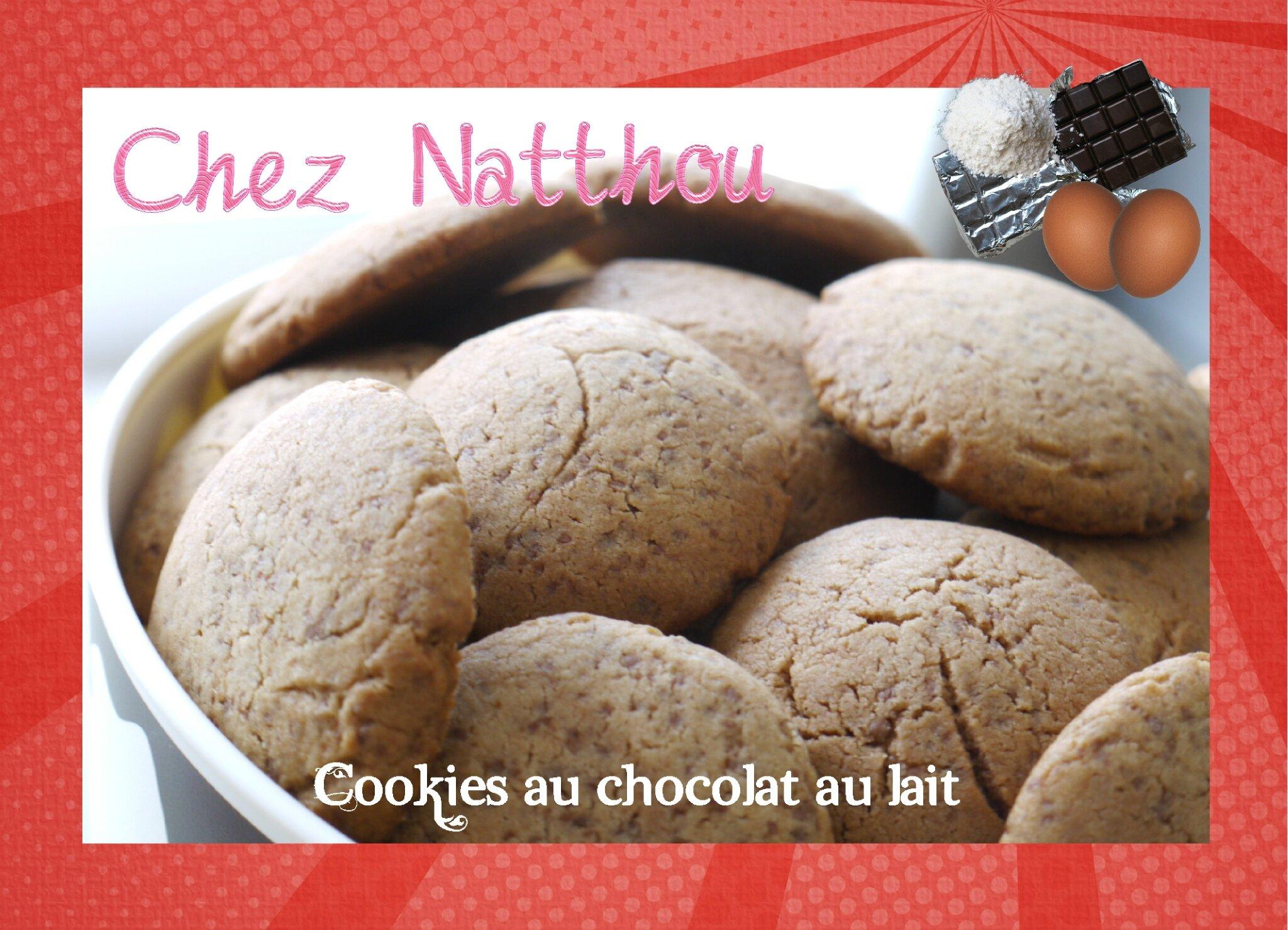 Tour 402 : cookies au chocolat au lait