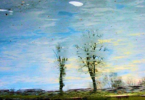 Reflet impressionniste