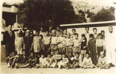 photo 2 classe de Mr Romano en 1956-57