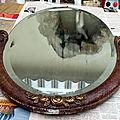 Miroir, mon beau miroir art nouveau