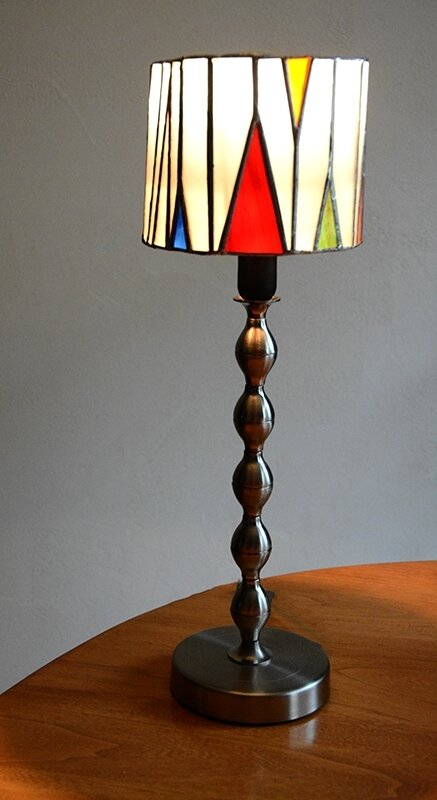 lampe art déco