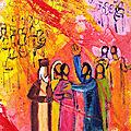 Le paraclet chez saint jean d'après jn 14, 15-18 et 26 ; jn 16, 8-15 ; jn 15, 26