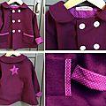 Manteaux, capes et combinaisons pour Touplitous frileux