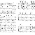 A teenage idol - ricky nelson (partition - sheet music)