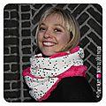 PH2016-12-07-18-04-227-owly-mary-du-pole-nord-fait-main-snood-tour-de-cou-automne-hiver-maryse-lainage-ecry-noir-rose-fuchsia-vif-pois