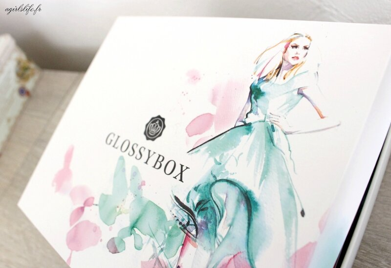 Glossybox avril 2016 : Une box qui a du style !