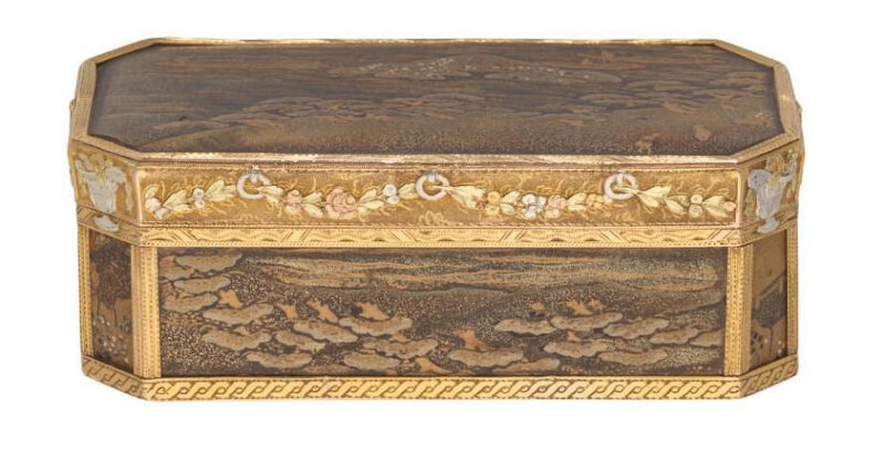 Lower Price with Round Rosewood Wooden Base Rich In Poetic And Pictorial Splendor Art