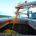 Exportation de céréales depuis le port de rouen : le revers de la médaille